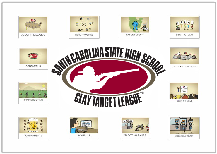 NEW INTERACTIVE PRESENTATION AVAILABLE! Submit the form below to receive access to the online interactive presentation that will assist your knowledge and presentation to students, families, shooting ranges, and school officials!